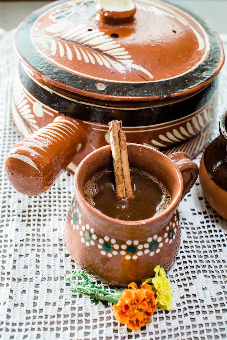 Mexican Hot Chocolate  Mexican Hot Chocolate Muy Bueno Cookbook
