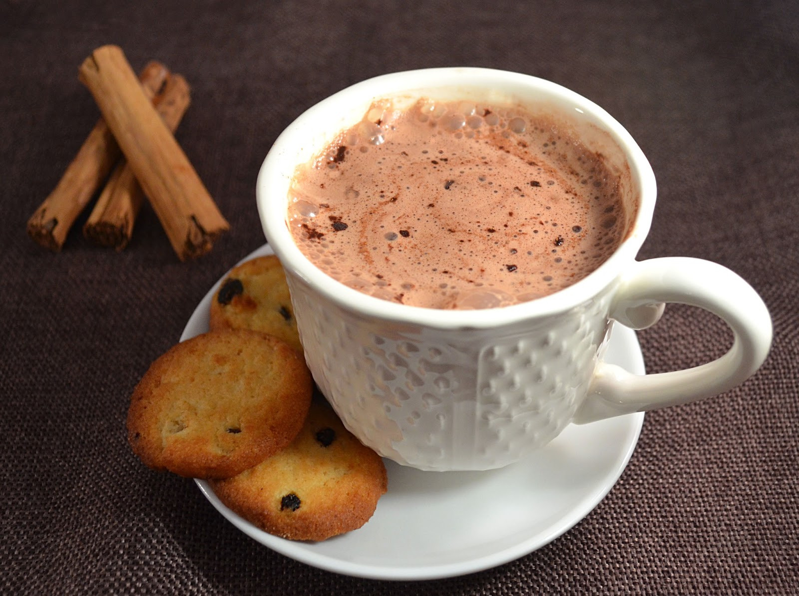 Mexican Hot Chocolate  Jilly Inspired Healthy Mexican Hot Cocoa