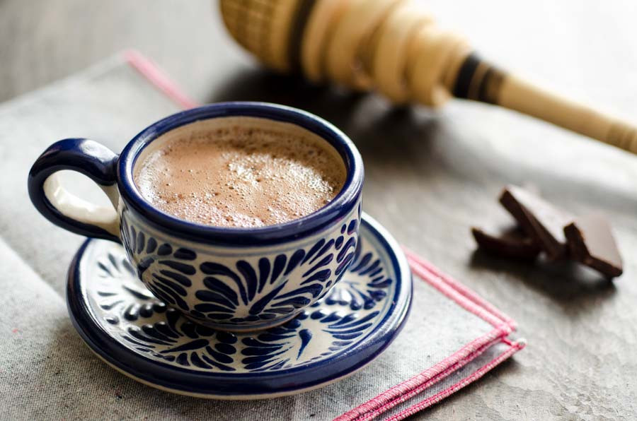 Mexican Hot Chocolate  The Perfect Vegan Mexican Hot Chocolate Dora s Table