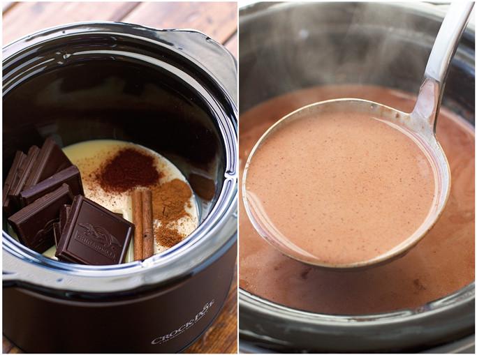 Mexican Hot Chocolate  Mexican Hot Chocolate Slow Cooker Recipe