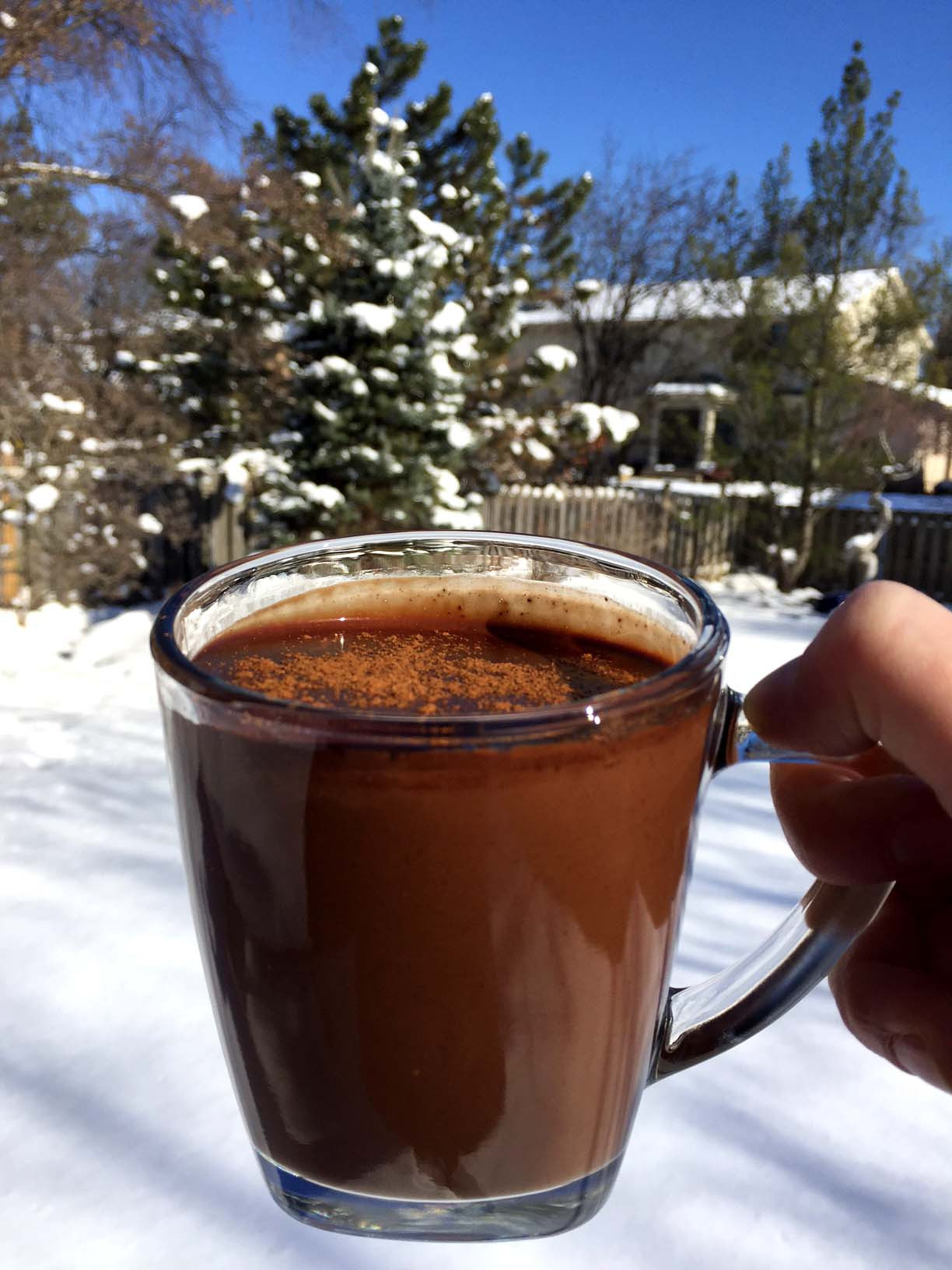 Mexican Hot Chocolate  Best Ever Mexican Hot Chocolate Recipe – Melanie Cooks