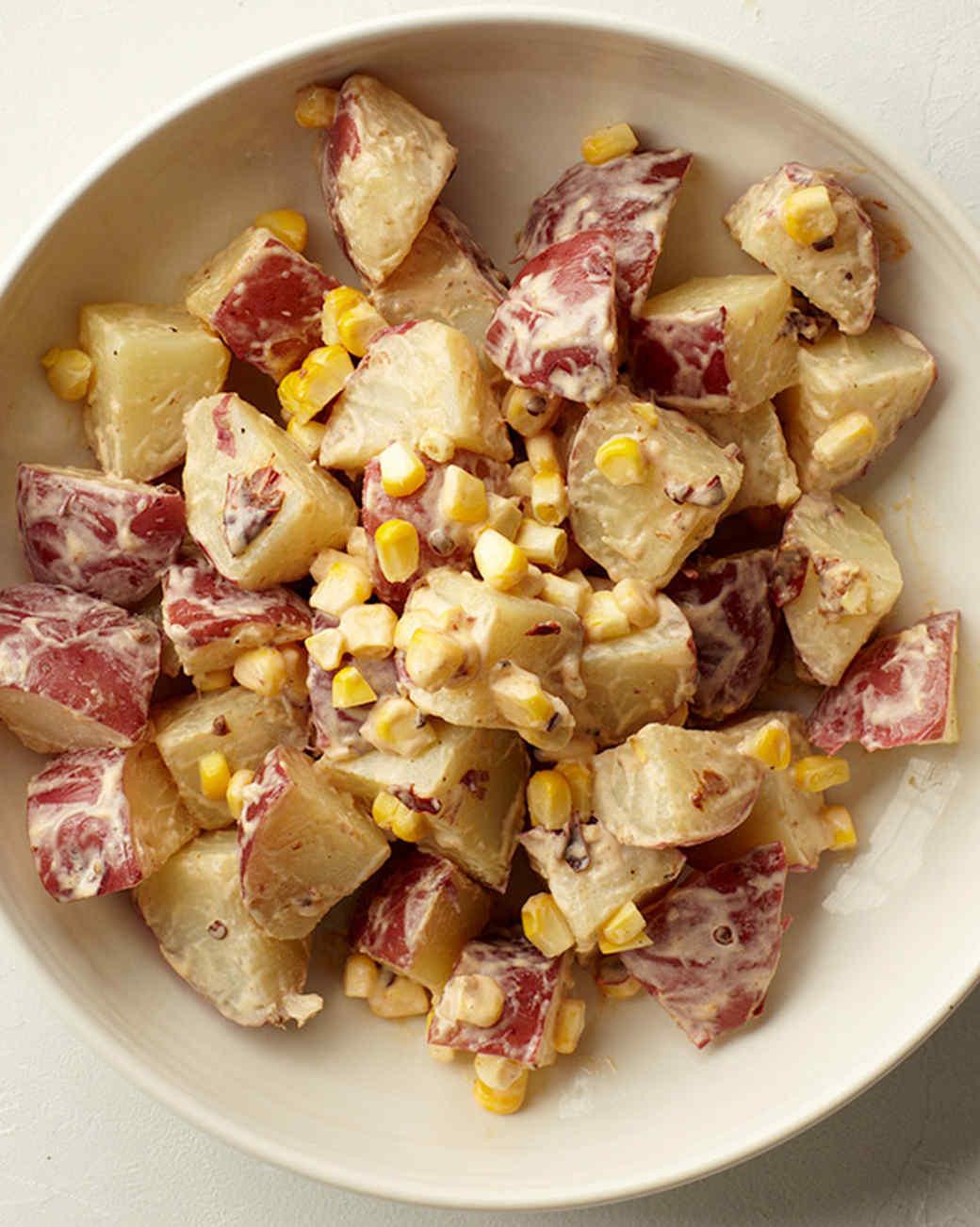 Mexican Potato Salad  Mexican Potato Salad Recipe & Video