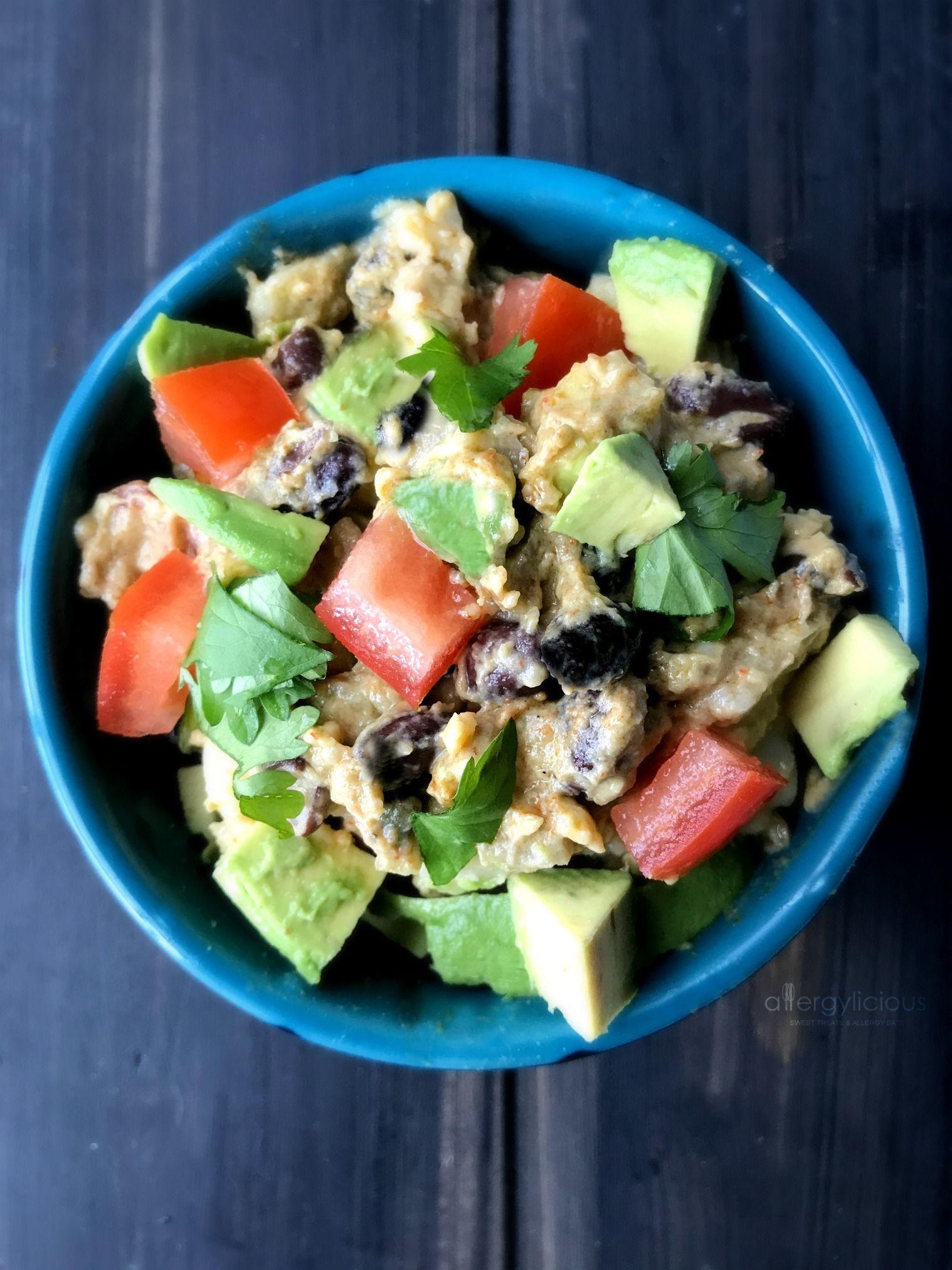 Mexican Potato Salad  Mexican Potato Salad · Allergylicious