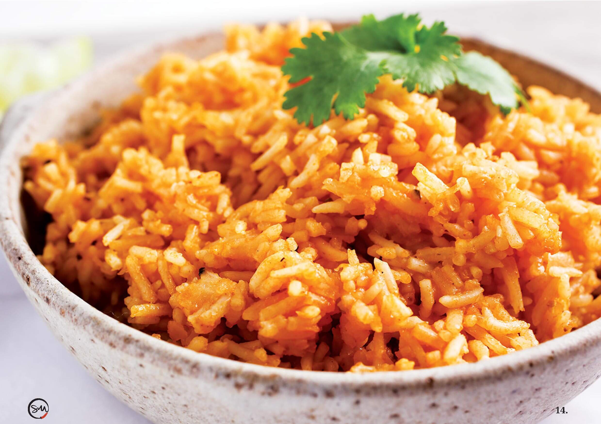 Mexican Red Rice  ALToM Mexican Red Rice skinnymixers