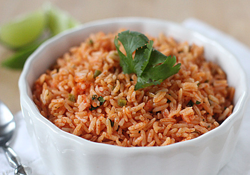 Mexican Red Rice  The Galley Gourmet Mexican Red Rice