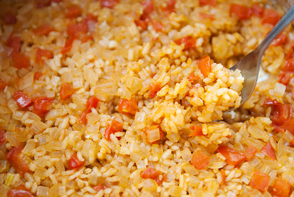 Mexican Red Rice  mexican red rice recipe