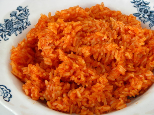 Mexican Red Rice  Mexican Red Rice Recipe Food