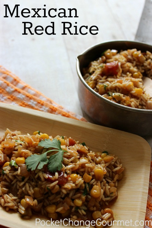 Mexican Red Rice  mexican red rice