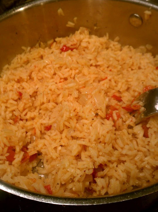 Mexican Red Rice  Mexican Red Rice Arroz Rojo Demystified Making it Sweet