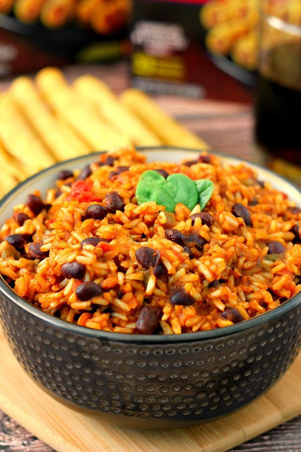 Mexican Rice And Beans  Top 13 ideas about Food ASAP Recipes To Make on