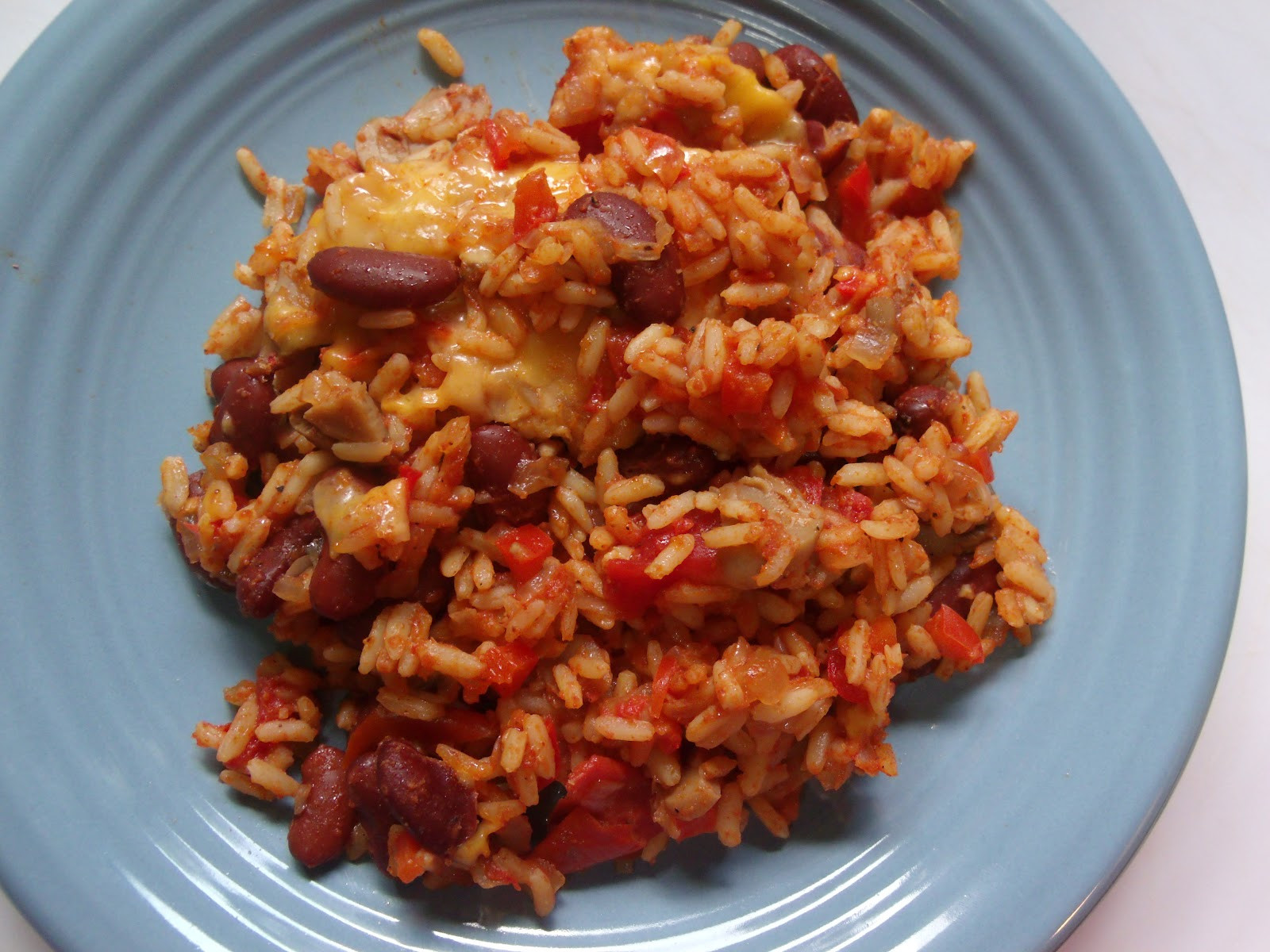 Mexican Rice And Beans  mexican red beans and rice