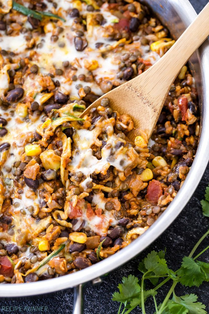 Mexican Rice And Beans  Mexican Chicken Sweet Potato and Black Bean Skillet