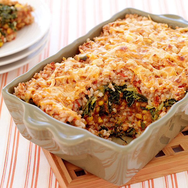 Mexican Rice Casserole  Mexican Rice Casserole Recipe — Dishmaps
