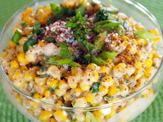 Mexican Street Corn Off The Cob  Mexican Style Street Corn f the Cob – Gravel & Dine