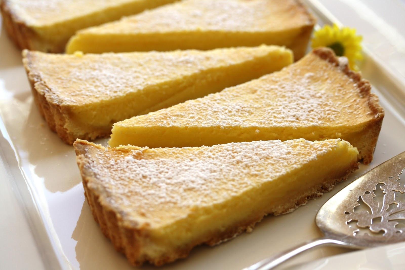 Meyer Lemon Dessert Recipe  Meyer Lemon Tart Saving Room for Dessert