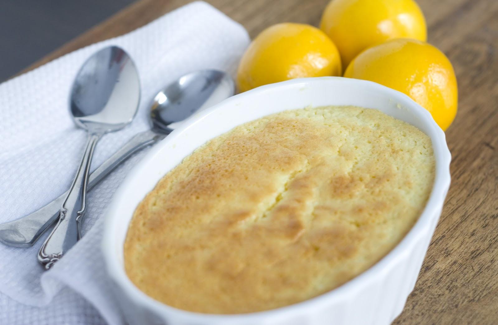 Meyer Lemon Dessert Recipe  lemon pudding recipe