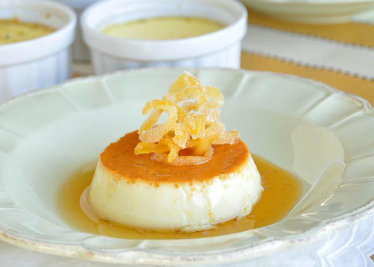 Meyer Lemon Dessert Recipe  Meyer Lemon Vanilla Bean Creme Caramel — Former Chef