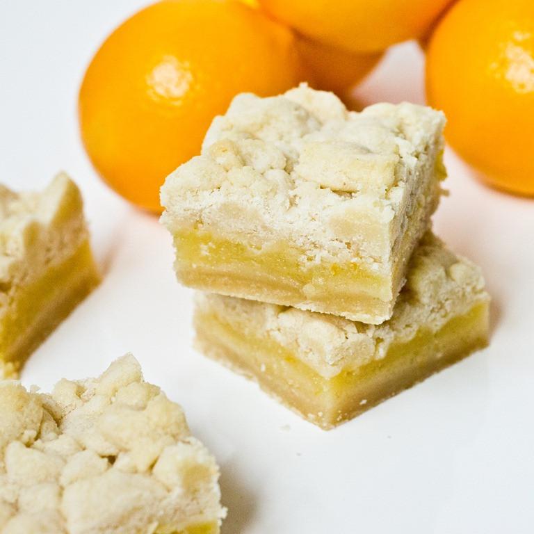 Meyer Lemon Dessert Recipe  Meyer Lemon Shortbread Bars