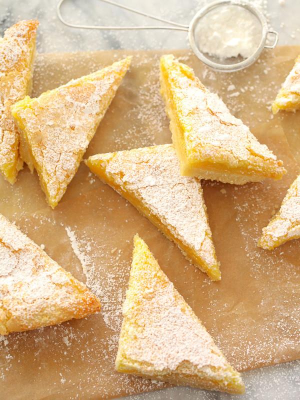 Meyer Lemon Dessert Recipe  Meyer Lemon Bars Recipe — Dishmaps