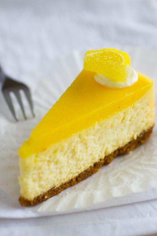 Meyer Lemon Dessert Recipe  Meyer Lemon Cheesecake Fearless Fresh