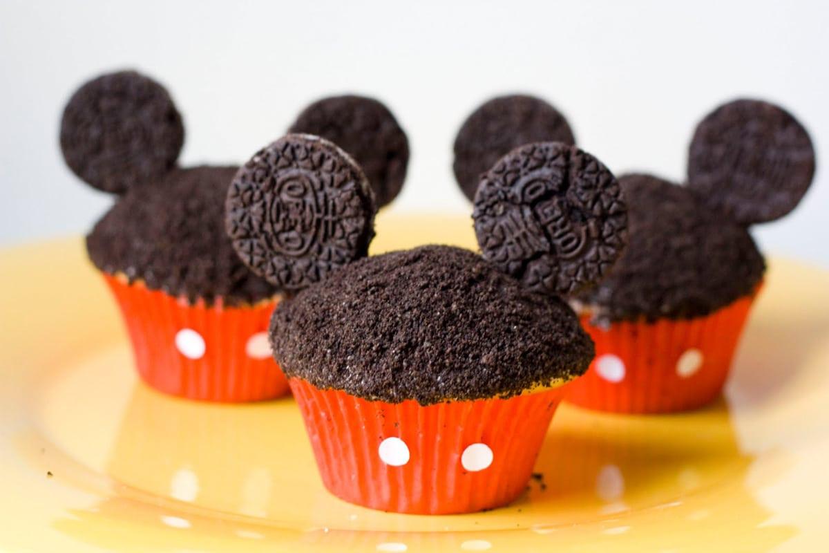 Mickey Mouse Cupcakes  Mickey Mouse Sugar Rush Mickey Oreos Cupcakes & Cake
