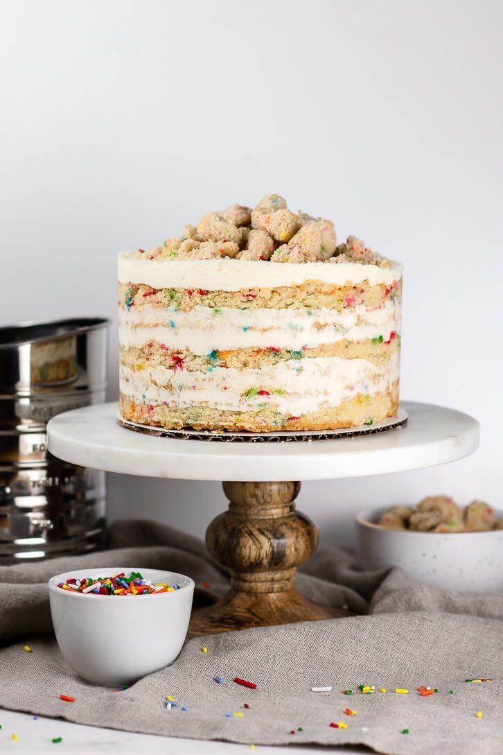 Milk Bar Birthday Cake Recipe  Copycat Milk Bar Birthday Cake Recipe Flour Covered Apron