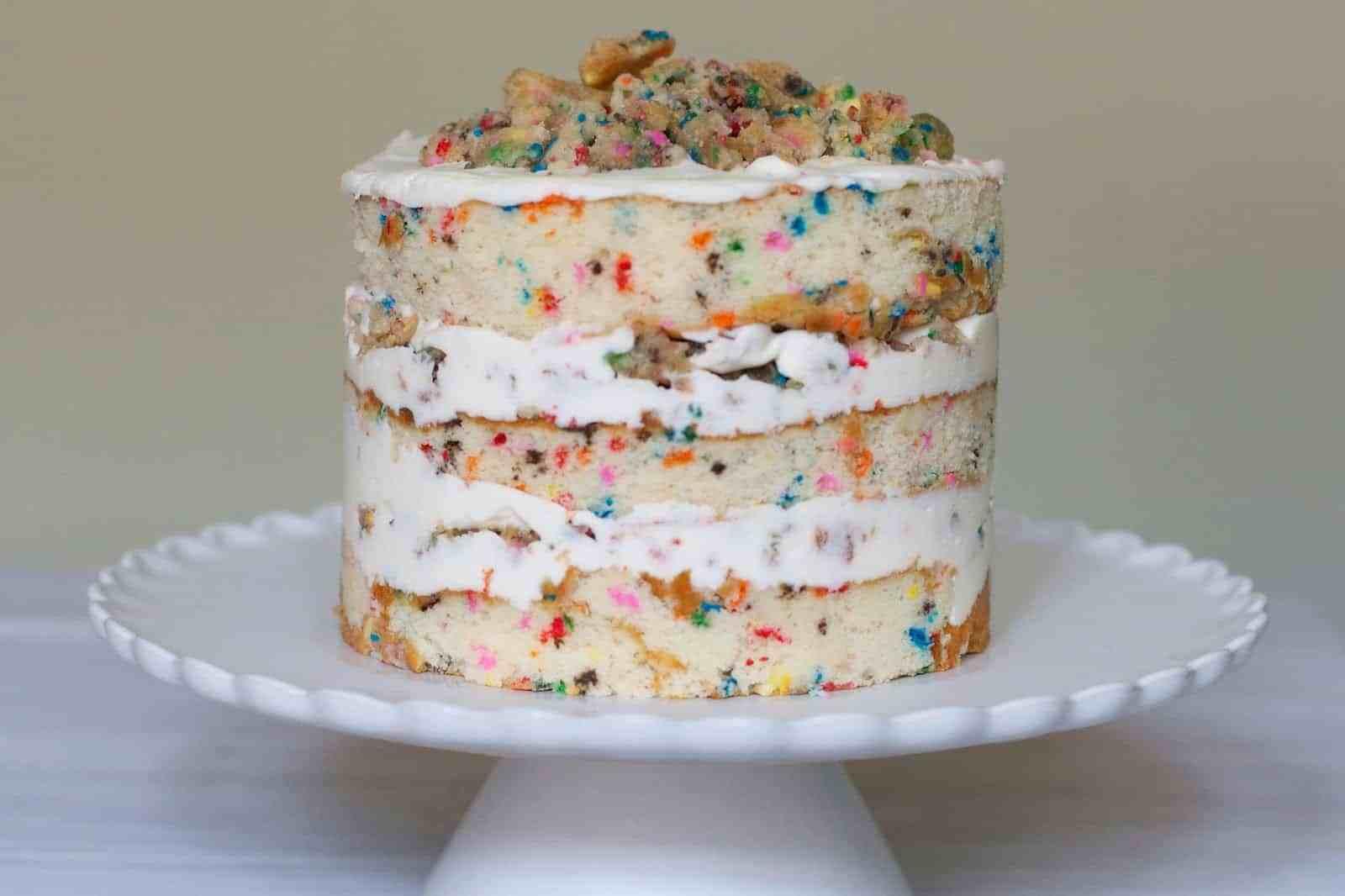 Milk Bar Birthday Cake Recipe  Milk Bar Monday Birthday Layer Cake