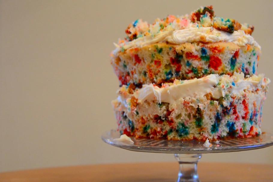 Milk Bar Birthday Cake Recipe  This Homemade Momofuku Milk Bar Birthday Cake Recipe Is