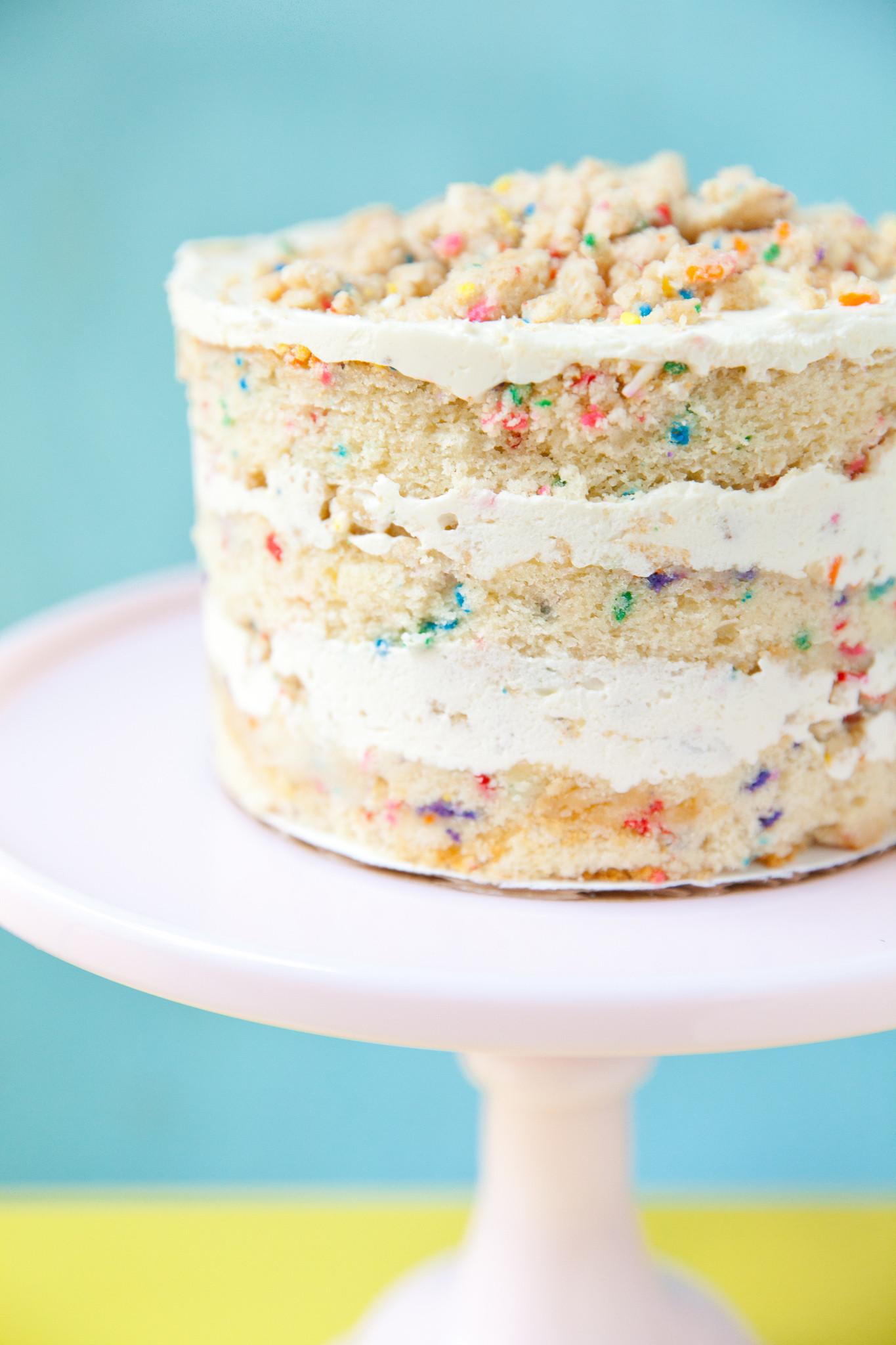 Milk Bar Birthday Cake Recipe  milk bar birthday cake Everyday Annie