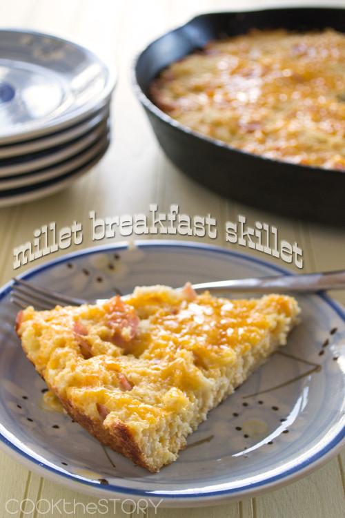 Millet Breakfast Recipe  millet breakfast recipe