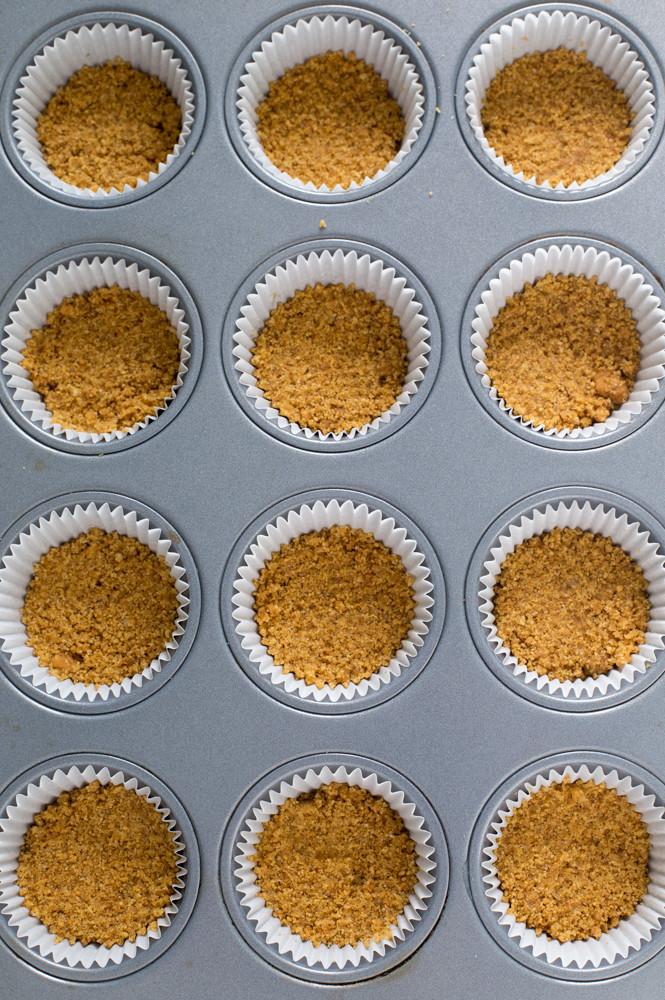 Mini Cheesecake Cupcakes  Mini Cheesecake Cupcakes