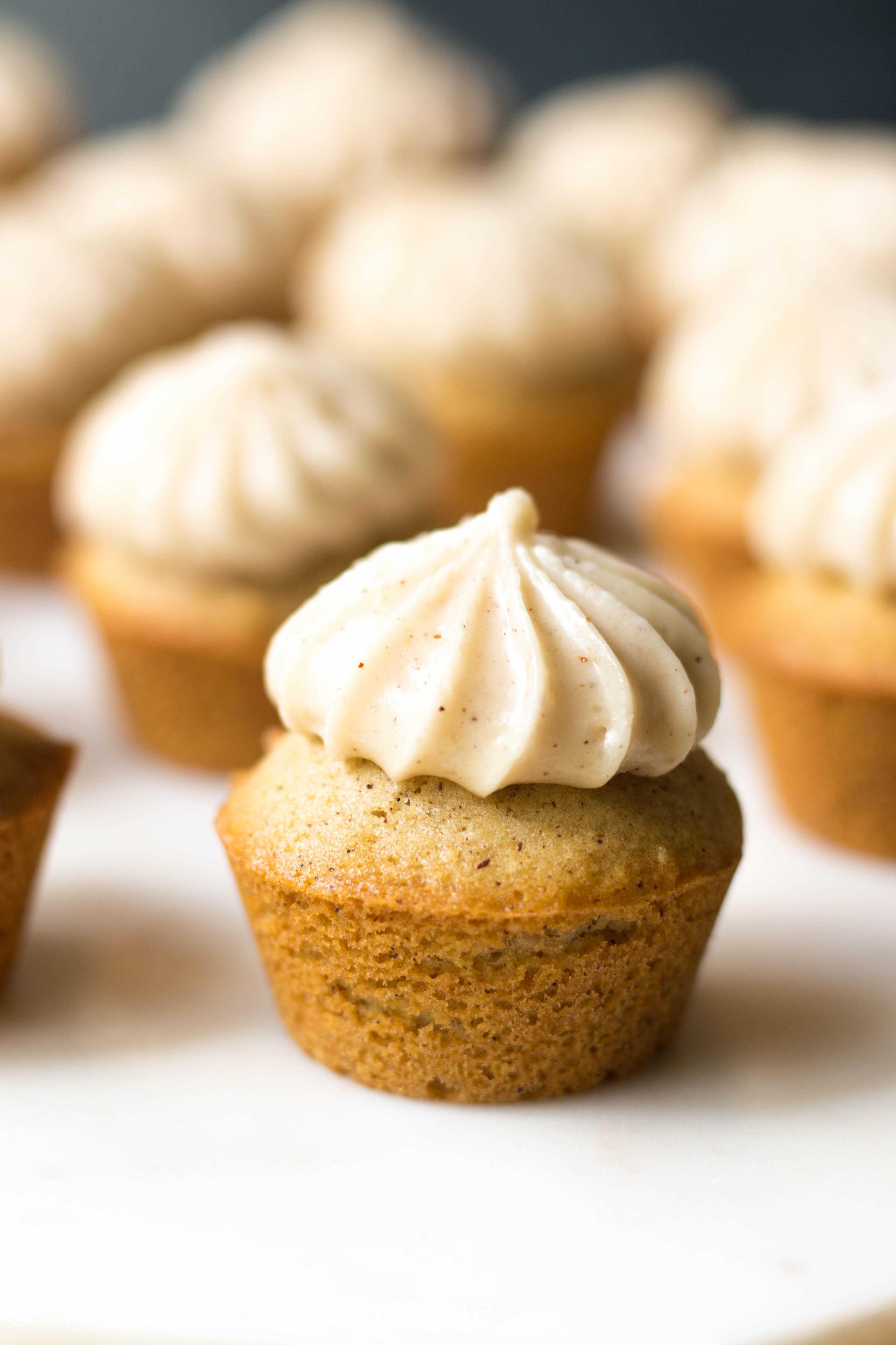 Mini Cupcakes Recipe  mini cinnamon cakes