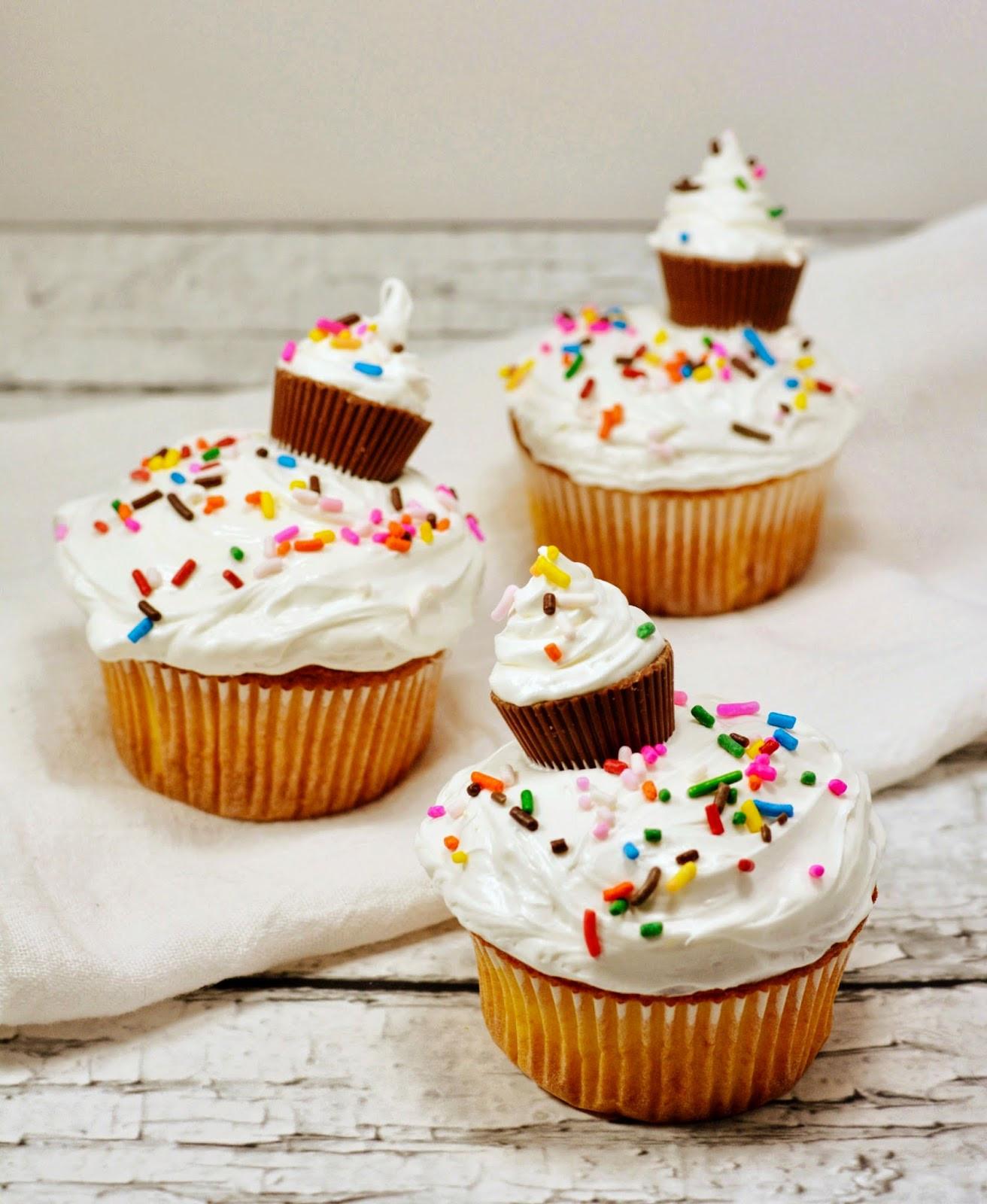 Mini Cupcakes Recipe  Life With 4 Boys Mini Cupcake Cupcakes