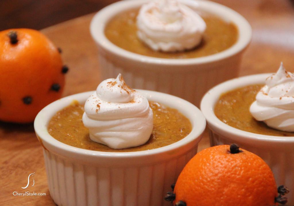 Mini Pie Recipes  Crustless Mini Pumpkin Pies Recipe