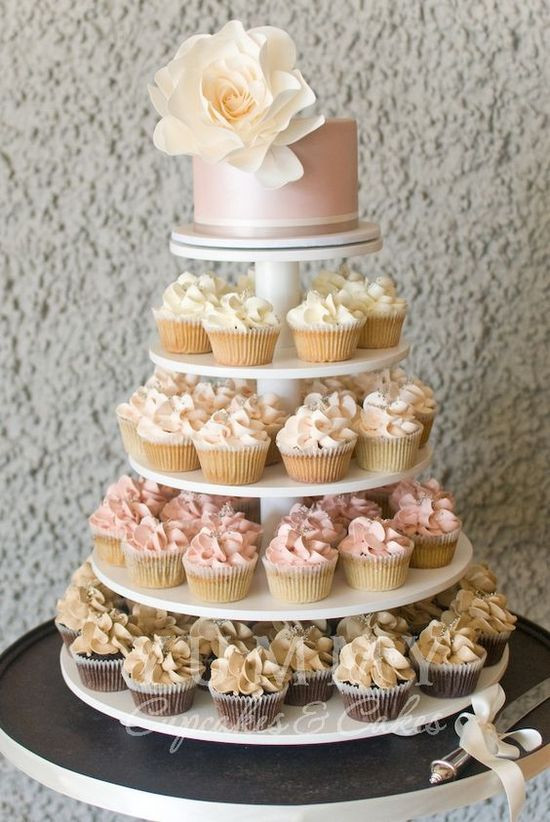 Mini Wedding Cakes  25 Delicious Wedding Cupcakes Ideas We Love