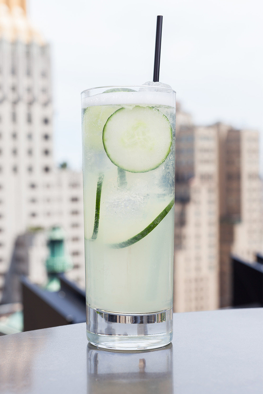 Mixed Drinks With Vodka  Best Rooftop Lemonade Recipe How to Make Rooftop Lemonade