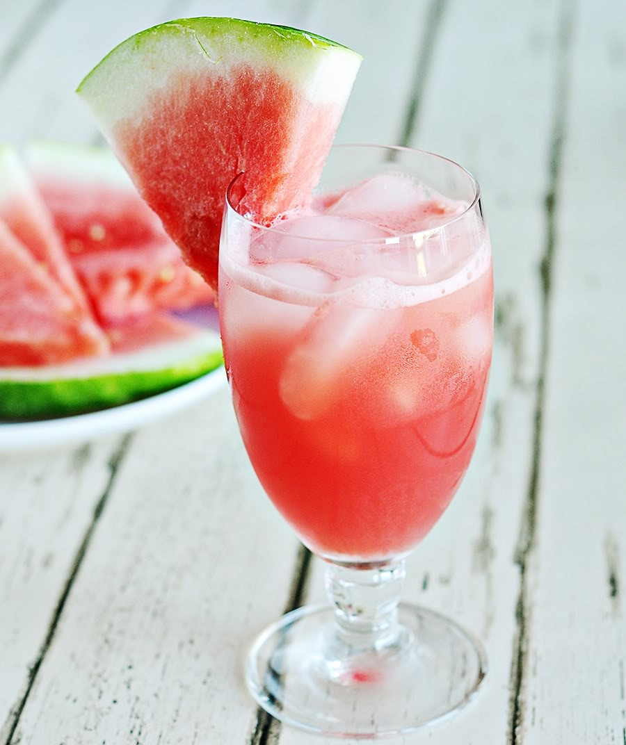 Mixed Drinks With Vodka  Watermelon and Vodka Summer Drinks – Cuisine and pany