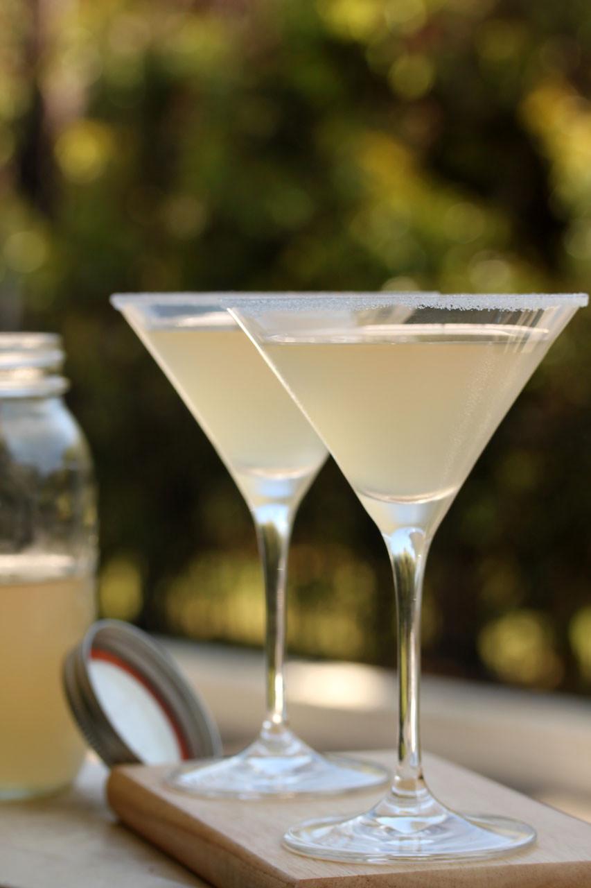 Mixed Drinks With Vodka  Balsamic Lemonade Vodka Cocktail
