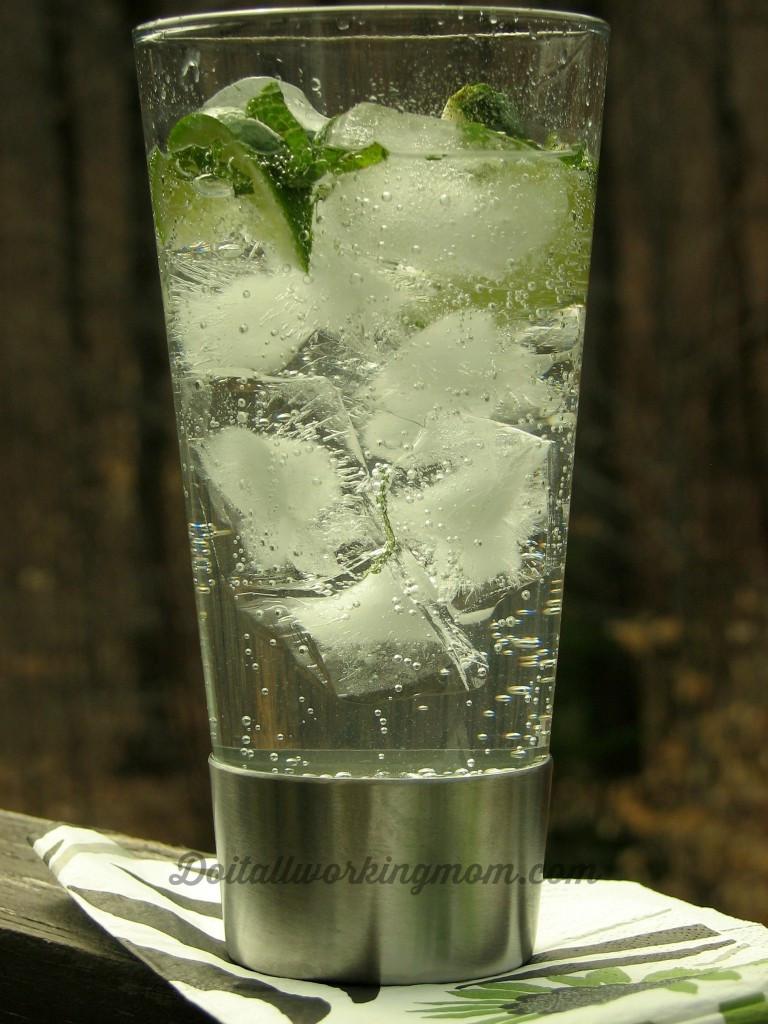 Mixed Drinks With Vodka  Vodka Club Soda Do It All Working Mom