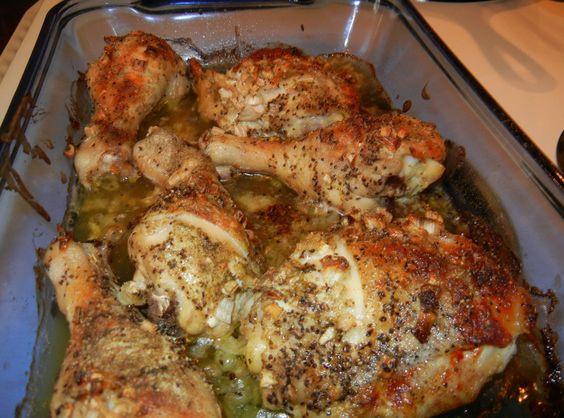 Moist Baked Chicken  Baked chicken Chicken and Moist baked chicken on Pinterest