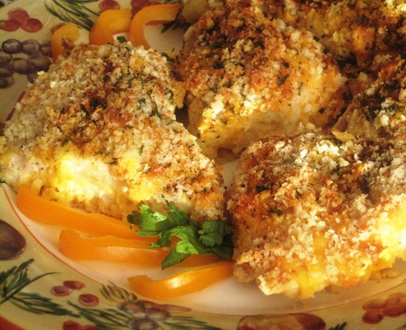 Moist Baked Chicken  Crispy and Moist Baked Chicken Recipe