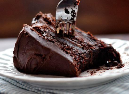 Moist Chocolate Cake  Moist Dark Chocolate Cake Recipe Yummi Recipes