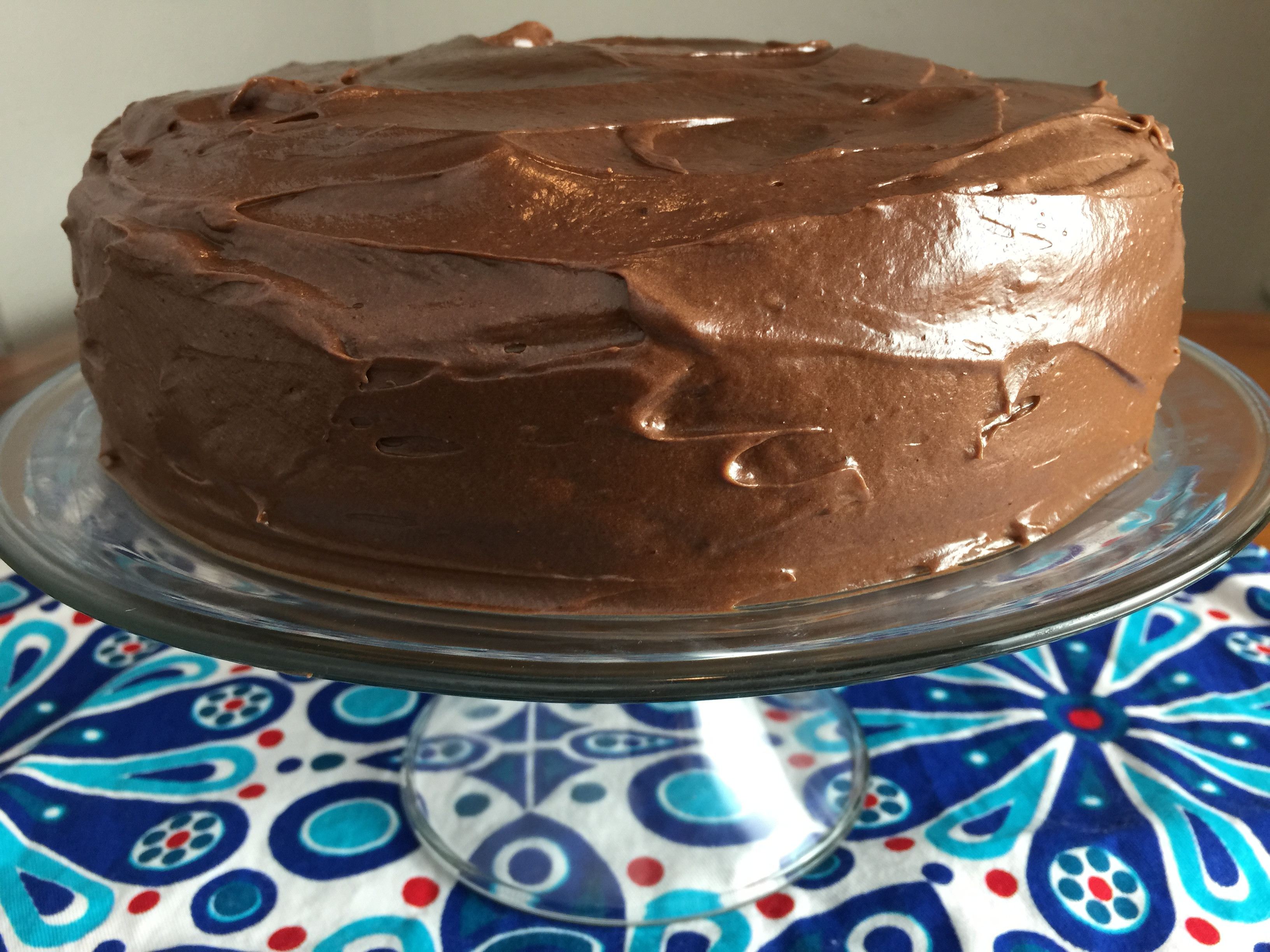 Moist Chocolate Cake  Moist Chocolate Cake Recipe