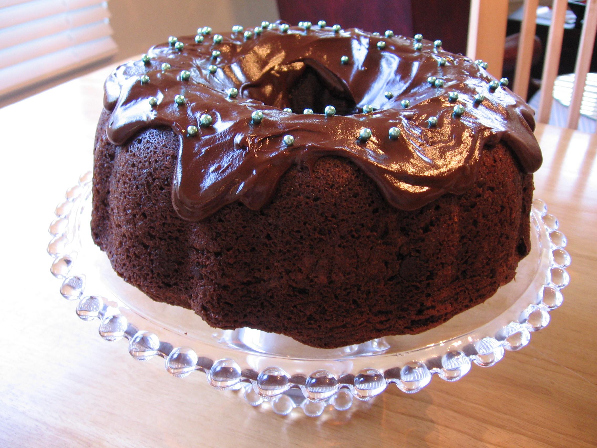 Moist Chocolate Cake  Super Moist Chocolate Bundt Cake
