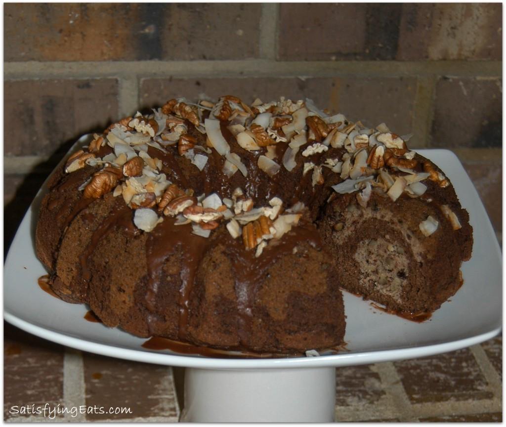 Moist German Chocolate Cake Recipe  German Chocolate Cake Grain Free