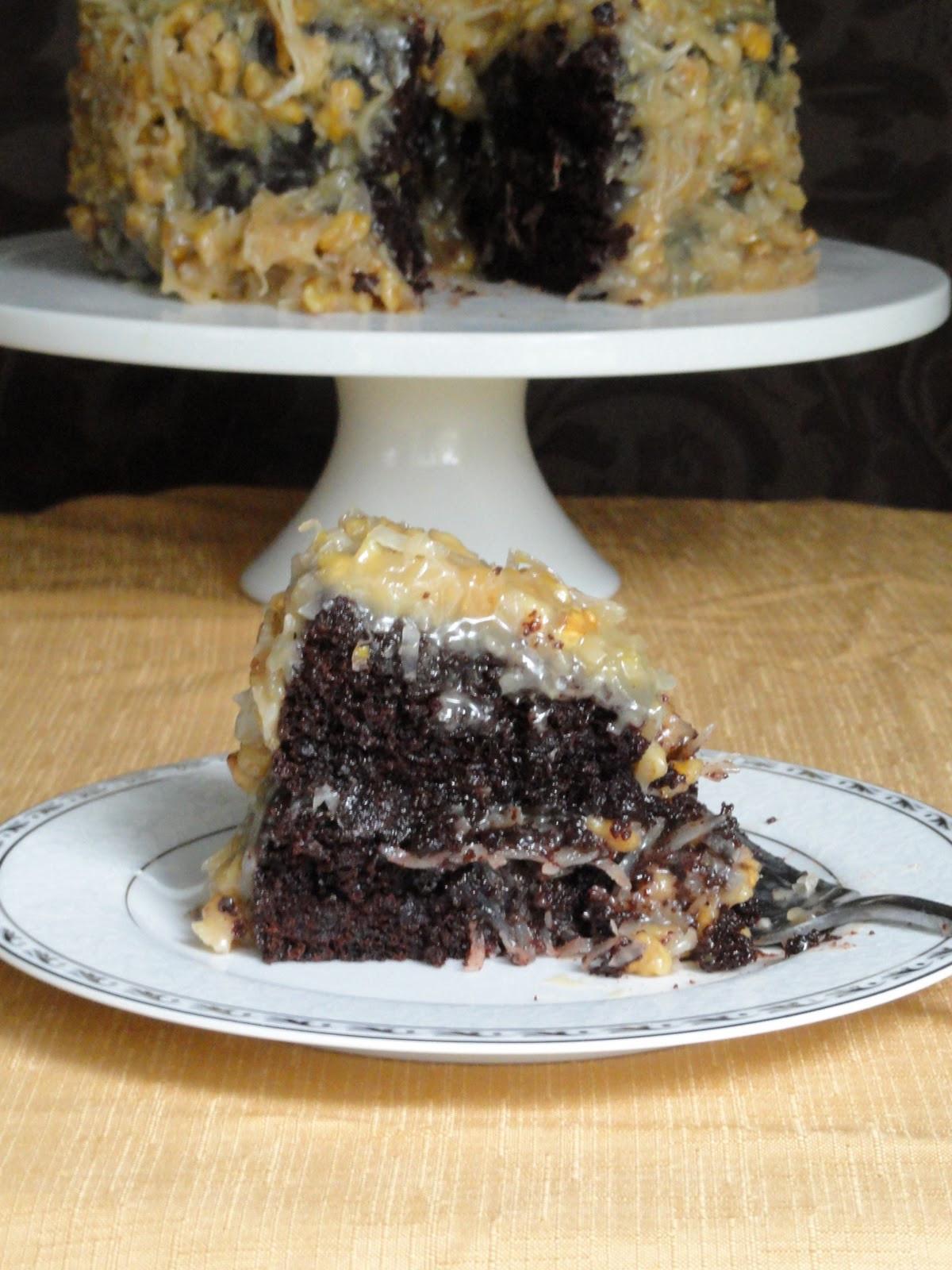 Moist German Chocolate Cake Recipe  Super Moist Chocolate Cake
