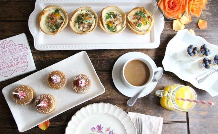 Mother'S Day Breakfast Recipes  Unconventional Mother s Day Ideas