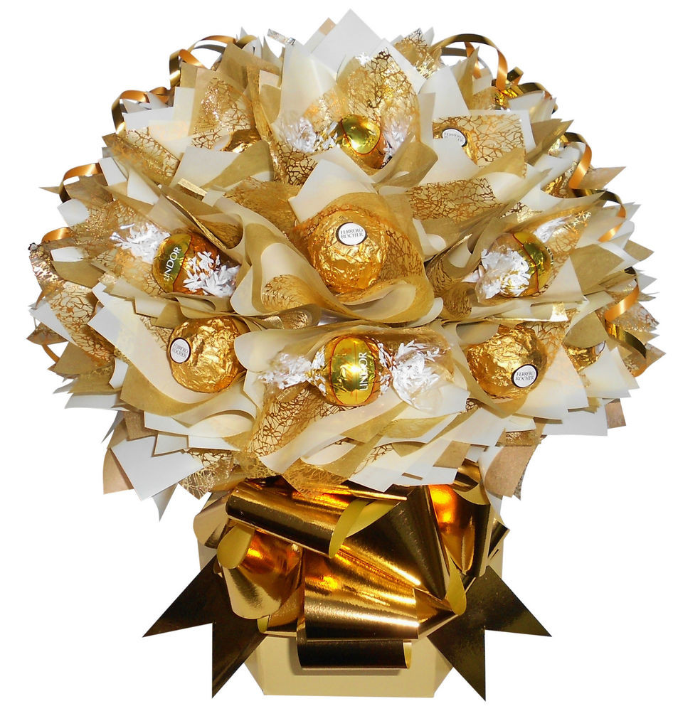 Mother'S Day Dessert Ideas  MOTHER S DAY CHOCOLATE BOUQUET LUXURY GIFT TABLE