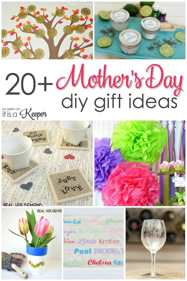 Mother'S Day Dessert Ideas  Easy Diy Gift Ideas For Mom Diy Do It Your Self