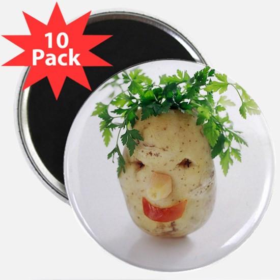 Mrs Potato Restaurant  Mr Potato Head Magnets
